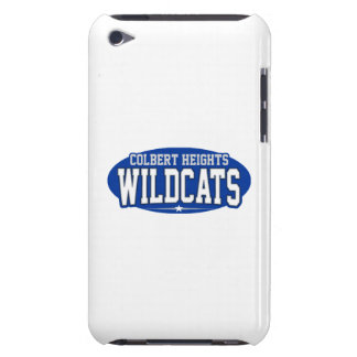 Colbert Heights High School; Wildcats iPod Touch Case
