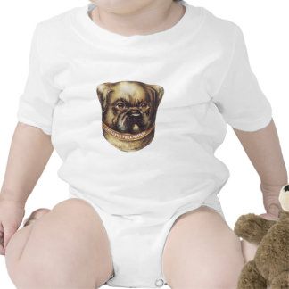 Colburn's Phila Mustard Baby Bodysuits