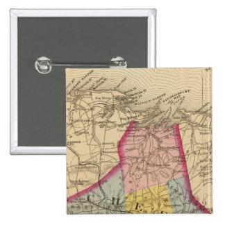 Colchester Co, NS 15 Cm Square Badge