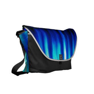 Cold as Ice abstract ART bag Commuter Bags