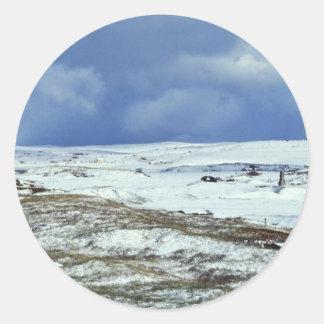 Cold Bay WW II Remains Sticker