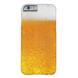 Cold Beer Barely There iPhone 6 Case