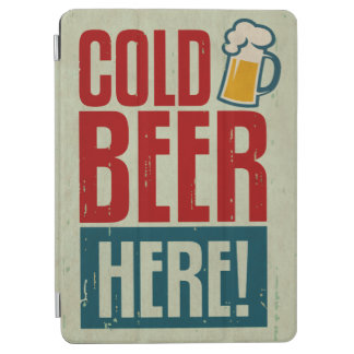 Cold Beer iPad Air Cover