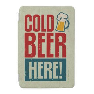 Cold Beer iPad Mini Cover
