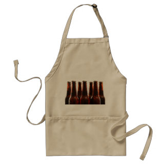 Cold Bottle Beer1 Aprons For Men