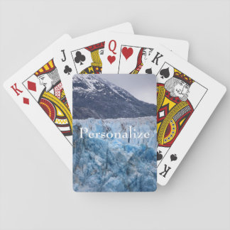 Cold Contrasts Playing Cards