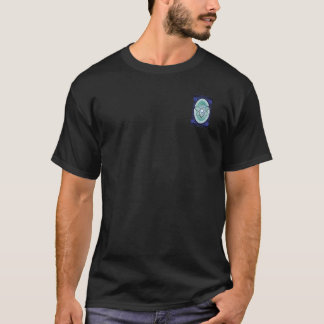 Cold Fusion Brewing two sided T T-Shirt