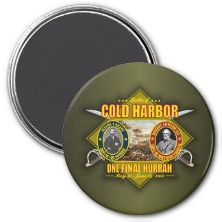 Cold Harbor Magnet