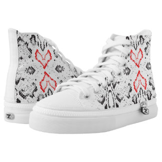 Cold heart high tops