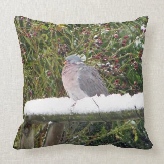 Cold pigeon cushion