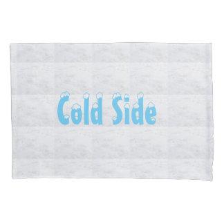 Cold Side/Hot Side Novelty Pillow Case