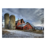 Cold Spring Barn Poster
