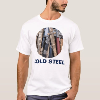 Cold steel arms T-Shirt