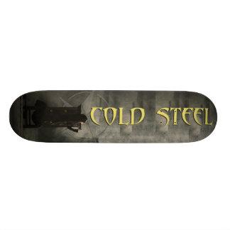 Cold Steel Board Skate Decks