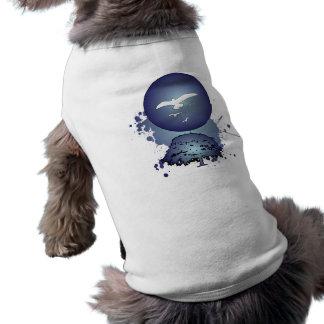 Cold Sunset Doggie Tee Shirt
