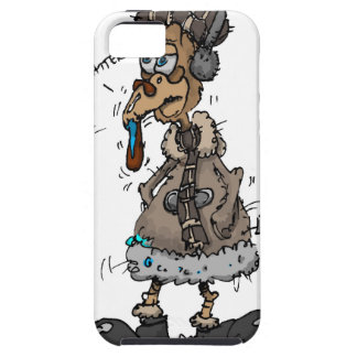 Cold Turkey iPhone 5 Cover