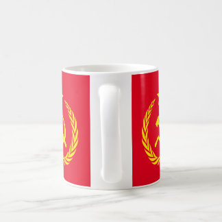 Cold War Communist Flag Classic Mug