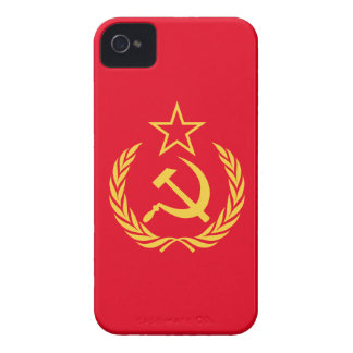 Cold War Communist Flag iPhone 4 Case
