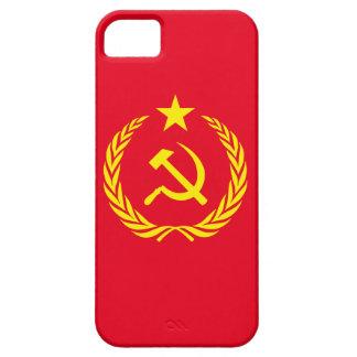Cold War Communist Flag iPhone 5/5S - SE Case