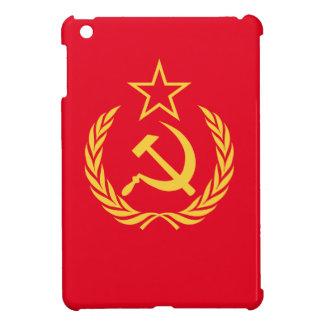 Cold War Communist Flag Melamine Plate Case For The iPad Mini