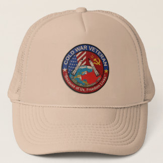 Cold War Veteran Cap