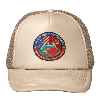 Cold War Veteran Cap