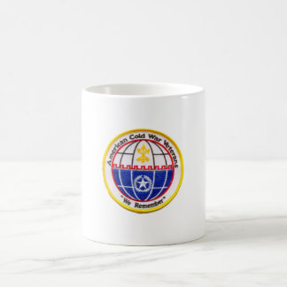 Cold War Veteran Mug