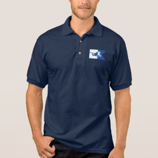 Cold Water Diver  MP2 Polo T-shirt