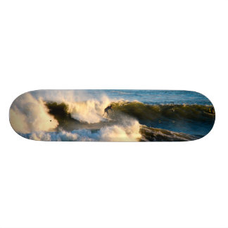 Cold Water Surf Skate Deck