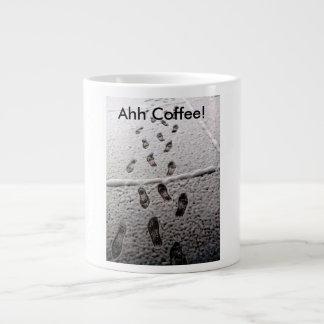 Cold Winter Day Large Coffee Mug