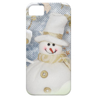 Cold Winter Snowman iPhone 5 Covers