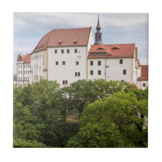 Colditz Castle Ceramic Tile
