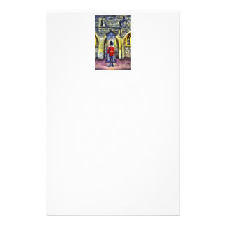 Coldstream Guard Art Stationery