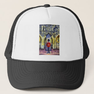 Coldstream Guard Art Trucker Hat