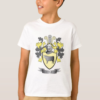 Cole Coat of Arms T-Shirt