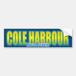 Cole Harbour Bumper Bumper Stickers