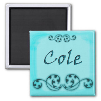 Cole Ornamental Magnet