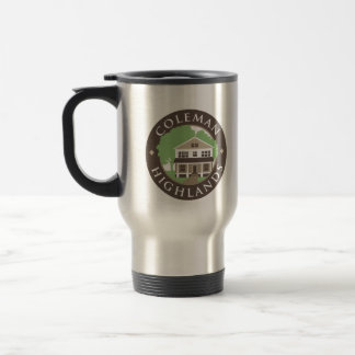 Coleman Highlands Travel Mug