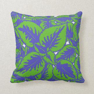 Coleus Plant Decor#6 Modern Throw, Lumbar Pillows