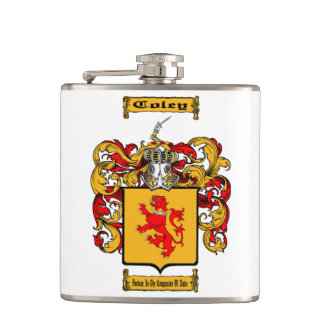 Coley Hip Flask