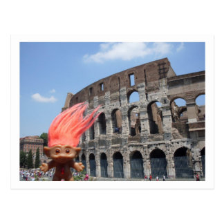 Coliselfo Postcard