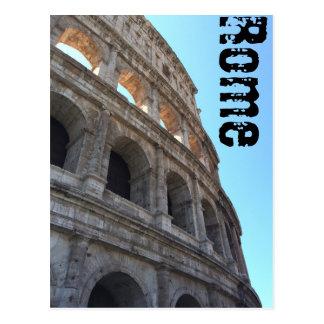Coliseum Detail Postcard