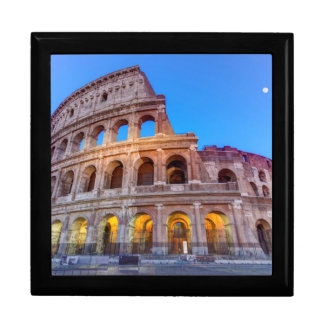 Coliseum in Rome, Italy Large Square Gift Box