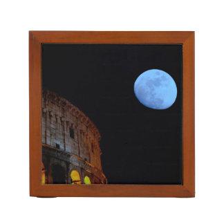 Coliseum of Rome in Moonlight Pencil Holder