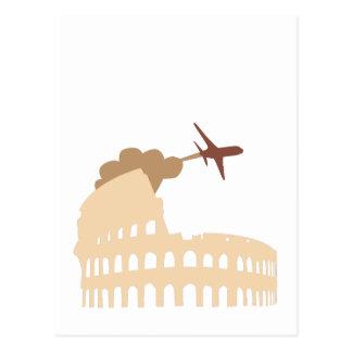 Coliseum Postcard