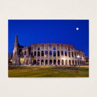 Coliseum, Roma, Italy Business Card