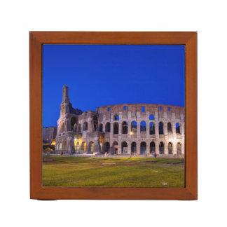 Coliseum, Roma, Italy Desk Organiser