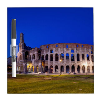 Coliseum, Roma, Italy Dry Erase Board