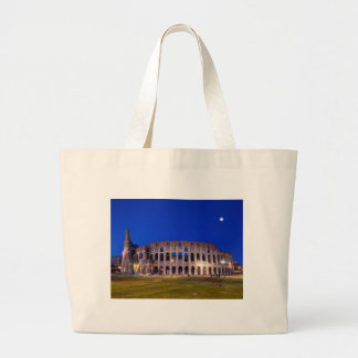 Coliseum, Roma, Italy Large Tote Bag
