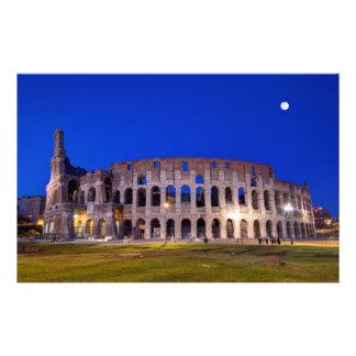 Coliseum, Roma, Italy Stationery Design